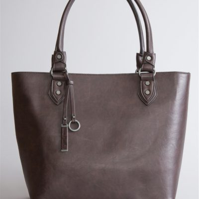 BUCKLE DOWN TOTE