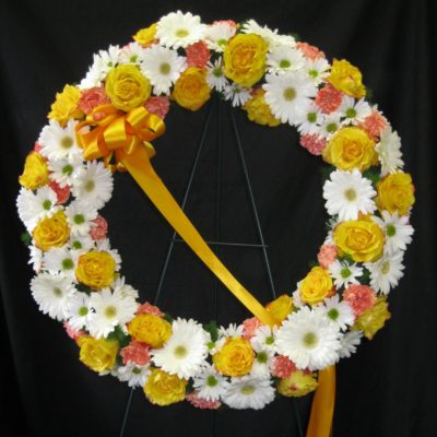 Citrus Breeze Wreath